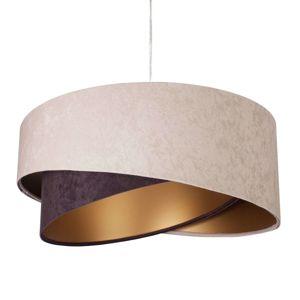 Maco Design Závěsné světlo Arianna vzhled podle polohy 2 barvy
