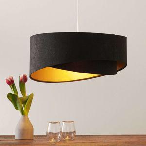 Maco Design Asymetrické závěsné světlo Emi 2barevné