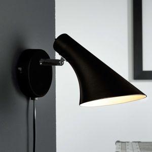 Nordlux Nástěnné světlo Liam ohebné černé