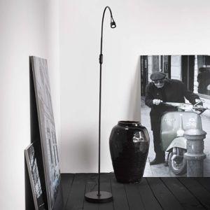 Nordlux Nastavitelná stojatá lampa LED Mento, černá