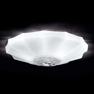 Novaresi Dekorativní stropní světlo Monja ze skla Murano