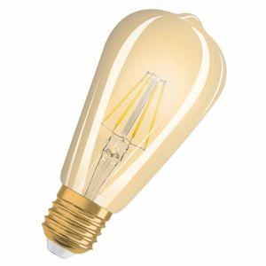 OSRAM E27 4.5W 824 LED rustikální žárovka Vintage 1906