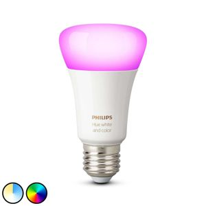 Philips HUE Philips Hue White & Colour Ambiance E27 start