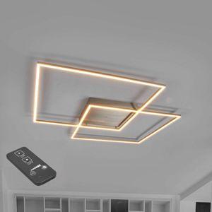 Lucande LED stropní svítidlo Mirac 90,2 cm