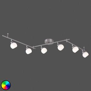 Lindby LED svítidlo Yaeka se 6zdroji, ovladač