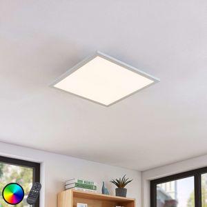 Lindby LED svítidlo Milian sovladačem 45×45cm