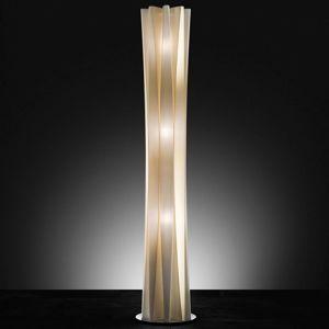 Slamp Slamp Bach stojací lampa, výška 161 cm, zlatá