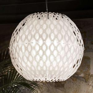 Slamp Slamp Charlotte Globe závěsné světlo bílé