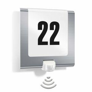 STEINEL Steinel L220 Osvětlení s číslem domu s IR senzorem
