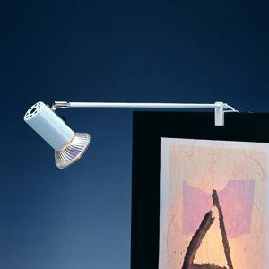 SIS-Light Standardní svorkový reflektor GRIP, bílý