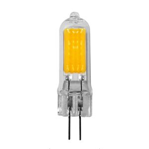 Segula LED žárovka s kolíkovou paticí G4 1,6 W teplá bílá