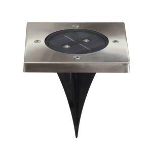 Smartwares Torino - hranatý solární LED zemní reflektor