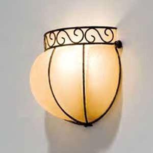 Siru Ručně vyrobené nástěnné světlo CORONA, 16 cm