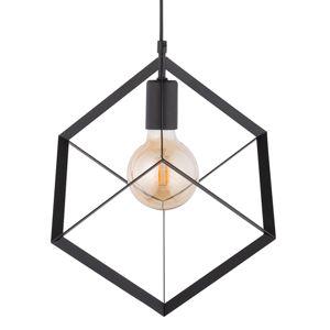 SIGMA Cube 1 závěsné světlo s kovovou kostkou, 1 zdroj