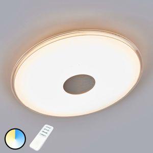 Trio Lighting Kulaté stropní LED světlo Shogun třpytivé