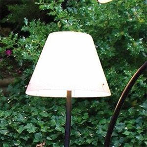 Top Light Bílé stínidlo k venkovnímu světlu OCTOPUS OUTDOOR