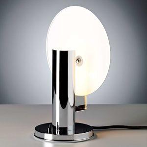 TECNOLUMEN TECNOLUMEN Stolní lampa De Stijl, chromovaná