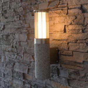 Heitronic Robustní nástěnné světlo LED Laguna venkovní