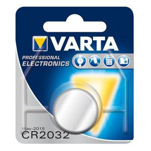 Varta VARTA lithium knoflíková baterie CR2032 3V 220 mAh