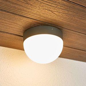 Lucande LED venkovní stropní světlo Fjodor sčidlem
