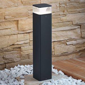 Lampenwelt.com LED svítidlo na podstavci Lidia zhliníku 50 cm