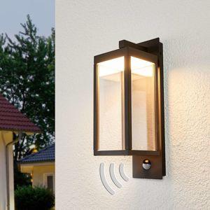 Lucande Venkovní lampa Ferdinand s detektorem pohybu, LED