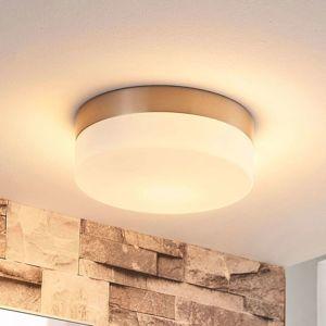 Lindby Koupelnová stropní lampa Amilia, skleněná