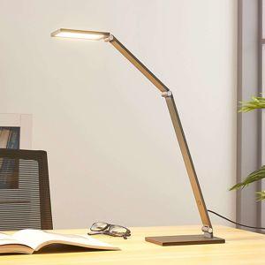 Lucande Stmívatelná LED lampa na psací stůl Mion