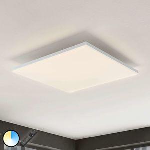 Lampenwelt.com LED panel Blaan dálkové ovládání, 59,5 x 59,5cm