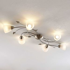 Lindby Lindby Yannie LED stropní světlo, 6žárovkové