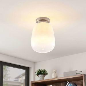 Lucande Lucande Tessi stropní svítidlo s sklo