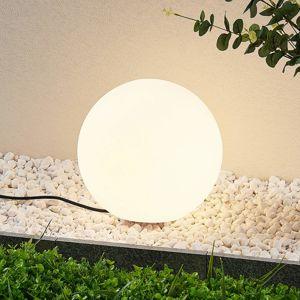 Arcchio Arcchio Senadin světlo-koule, bílé, IP54, 30 cm