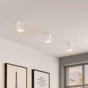 ELC ELC Efey stropní světlo, GU10, kulaté, bílé