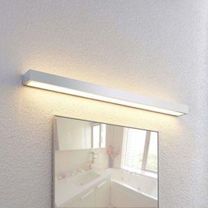 Lindby Lindby Layan LED nástěnné světlo, chrom, 90 cm
