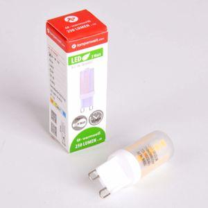 Lindby G9 3 W 830 LED žárovka s paticí
