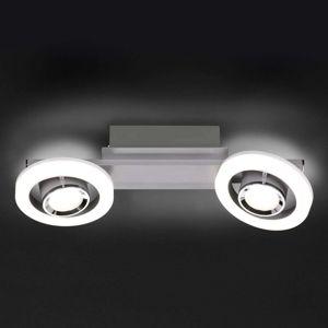Wofi LED stropní svítidlo Detroit se stmívačem