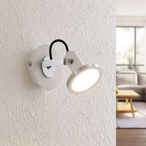 Lindby Lindby Theda LED svítidlo, bílé, jednožárovkové