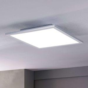 Lindby LED panel Livel, nastavitelný a stmívatelný
