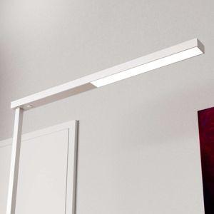 Arcchio Kancelářská LED stojací lampa Tamilo, bílá