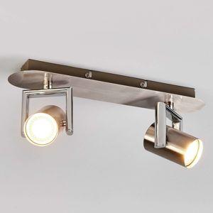 Lindby Dvouzdrojový LED reflektor GU10 Luciana