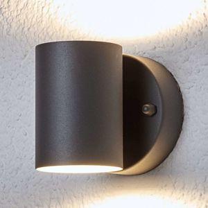Lindby Lexi LED venkovní nástěnné svítidlo, 2zdrojové
