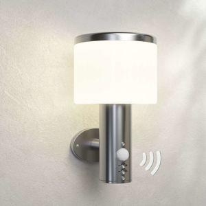 Lampenwelt.com LED venkovní svítidlo Cathleen se snímačem