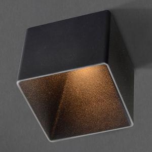 THE LIGHT GROUP GF design Blocky IP54 černá 2 700 K