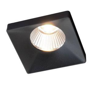 THE LIGHT GROUP GF design Squary IP54 černá 3000 K