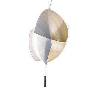 GROK Grok Voiles závěsné světlo 95x70 cm, stmívač DALI