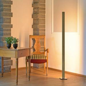 HerzBlut HerzBlut Leonora LED stojací lampa 161cm dub