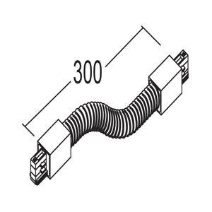 IVELA Ivela flex-spojka 3fázový systém LKM, bílá
