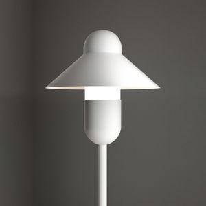 ALMA LIGHT BARCELONA Stolní lampa CapsuleHat, bílá