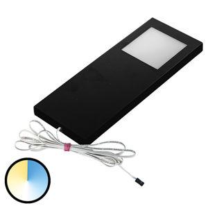 HERA Podhledové světlo Dynamic LED Slim-Pad F 1ks černá