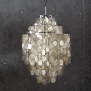 VERPAN VERPAN Fun 1DM - závěsné světlo z perleti